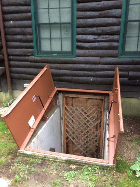 Basement Door Locks